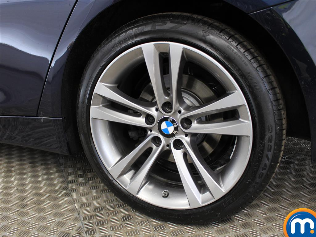 BMW 4 Series Sport Manual Petrol Coupe - Stock Number (1018253) - 5th supplementary image
