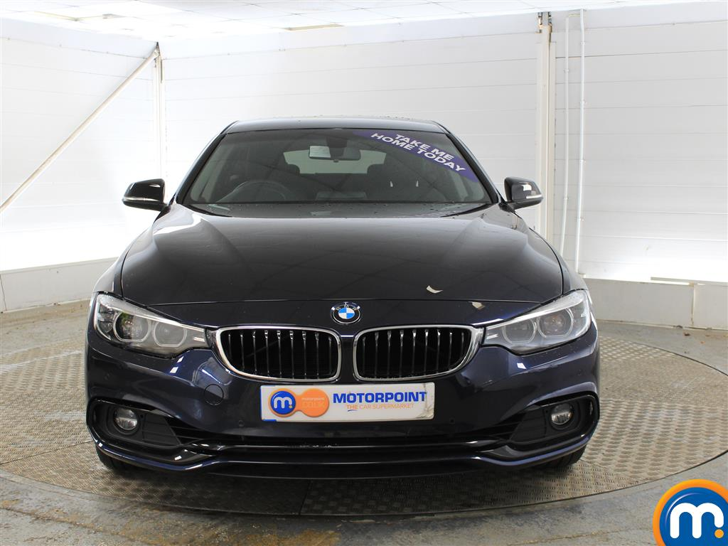 BMW 4 Series Sport Manual Petrol Coupe - Stock Number (1018253) - Front bumper