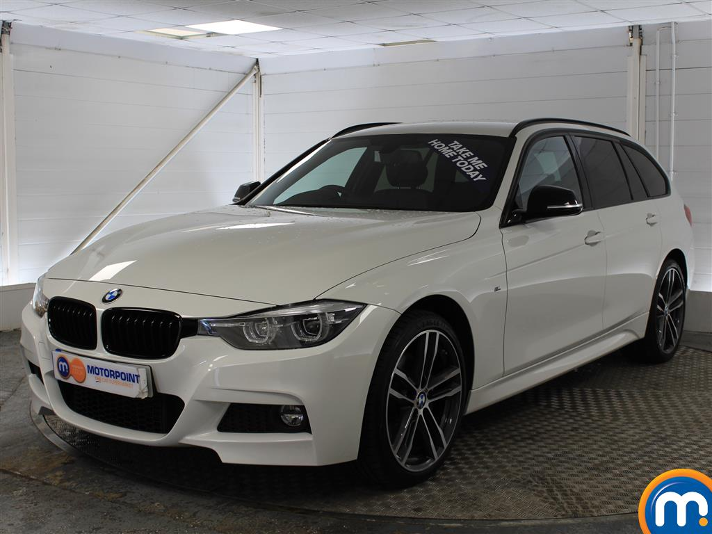 BMW 3 Series M Sport Shadow Edition - Stock Number (1015916) - Passenger side front corner