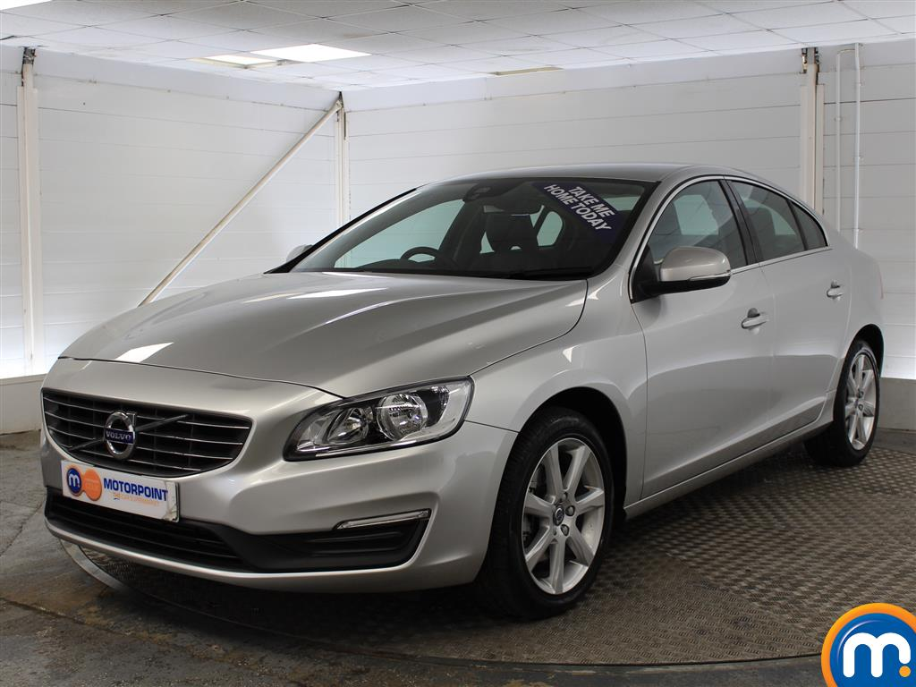 Used Volvo S60 >> Used Volvo S60 Cars For Sale In Peterborough Motorpoint Car
