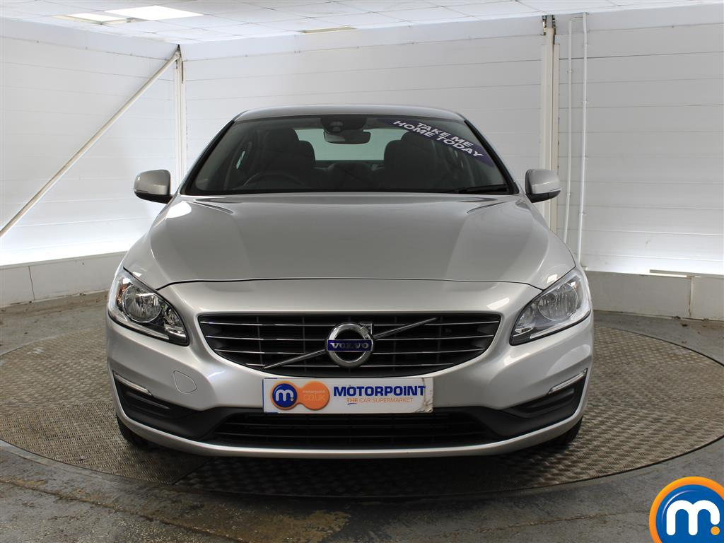 Volvo S60 Se Nav Manual Petrol Saloon - Stock Number (1005079) - Front bumper
