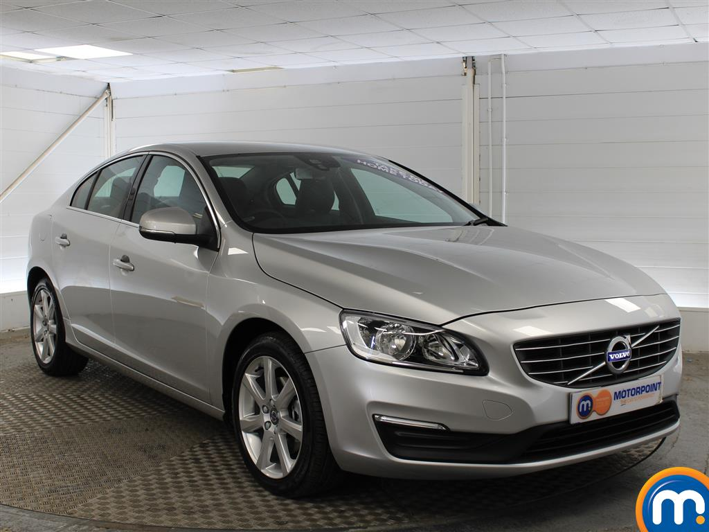 Volvo S60 Se Nav Manual Petrol Saloon - Stock Number (1005079) - Drivers side front corner