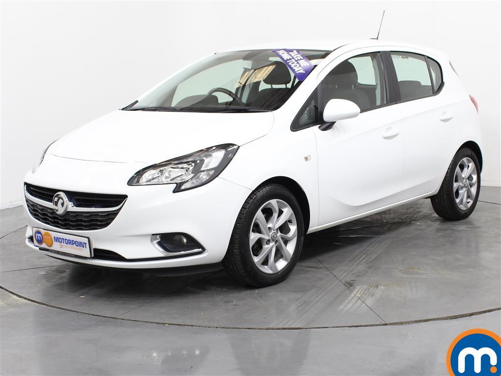 Vauxhall Corsa SRi - Stock Number (1015169) - Passenger side front corner