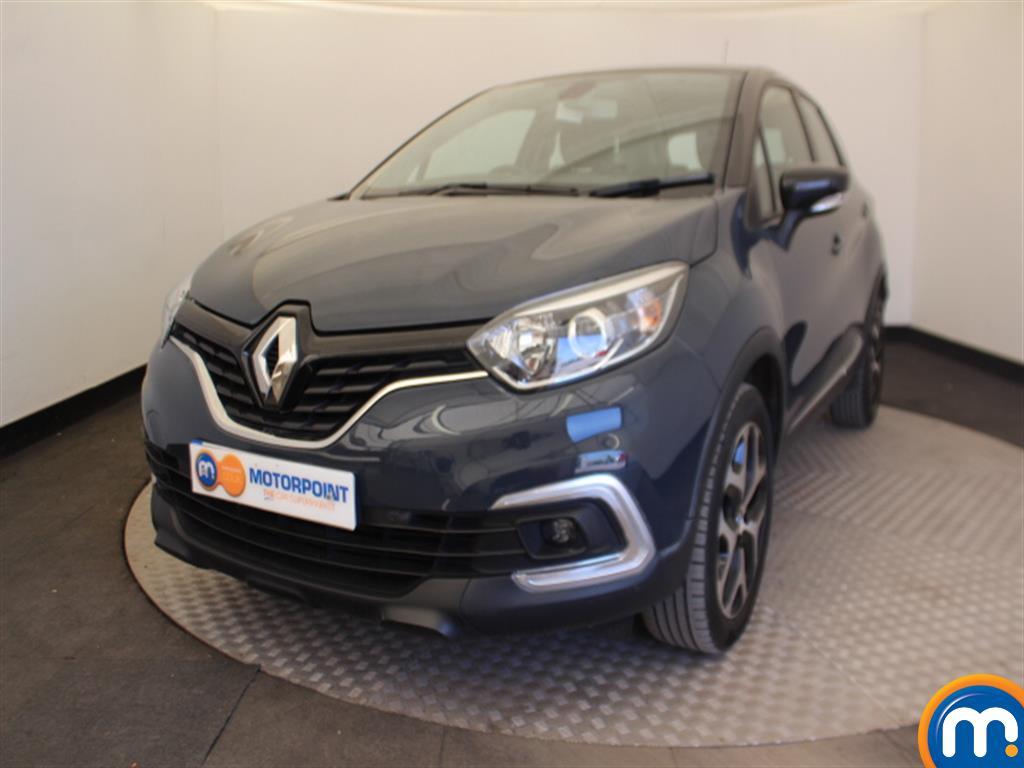 Renault Captur Dynamique Nav - Stock Number (1012603) - Passenger side front corner