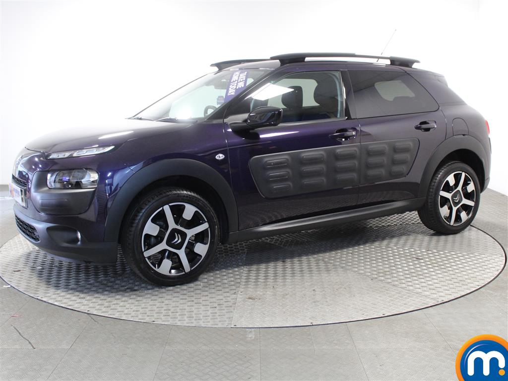 Citroen C4 Cactus Flair - Stock Number (1015289) - Passenger side front corner