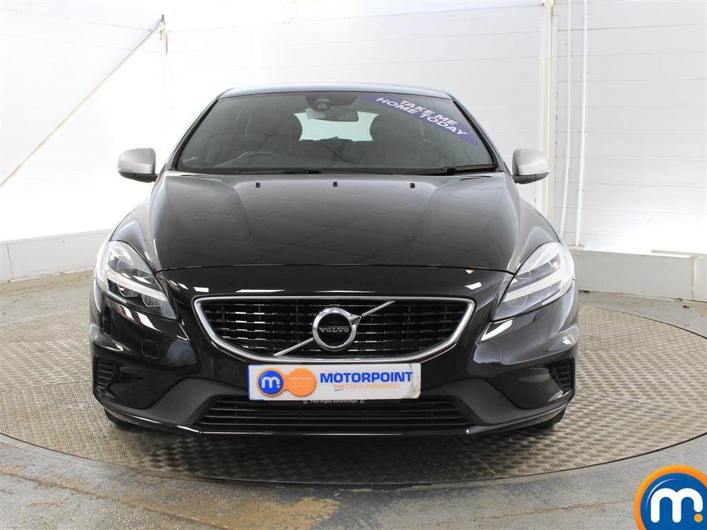 Volvo V40 R Design Manual Petrol Hatchback - Stock Number (1012269) - Front bumper