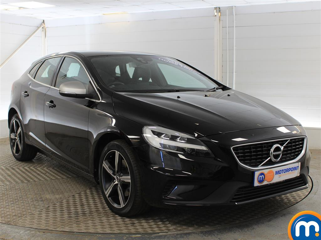 Volvo V40 R Design Manual Petrol Hatchback - Stock Number (1012269) - Drivers side front corner