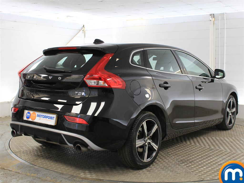 Volvo V40 R Design Manual Petrol Hatchback - Stock Number (1012269) - Drivers side rear corner