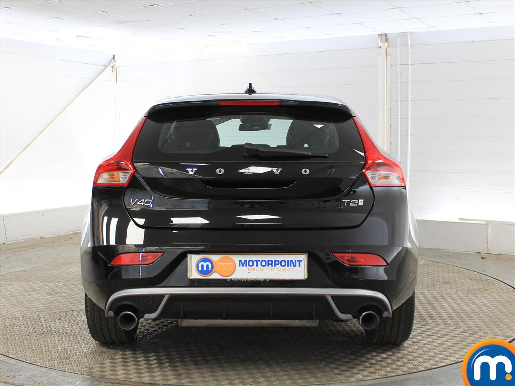 Volvo V40 R Design Manual Petrol Hatchback - Stock Number (1012269) - Rear bumper