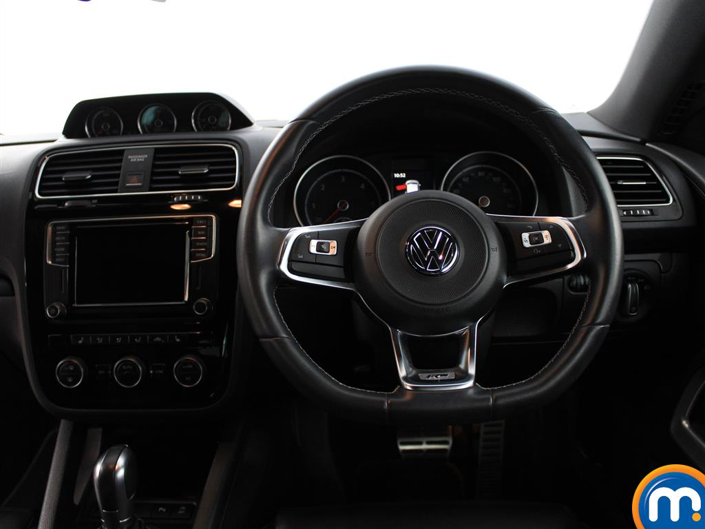 Volkswagen Scirocco R Line Automatic Diesel Coupe - Stock Number (1017870) - 3rd supplementary image