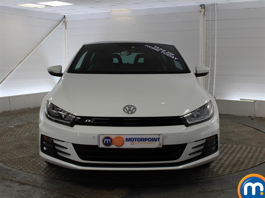 Volkswagen Scirocco R Line Automatic Diesel Coupe - Stock Number (1017870) - Front bumper