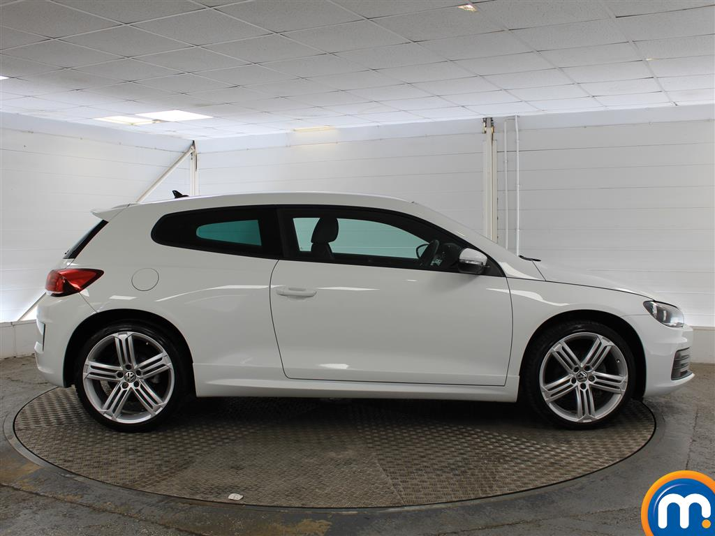 Volkswagen Scirocco R Line Automatic Diesel Coupe - Stock Number (1017870) - Drivers side