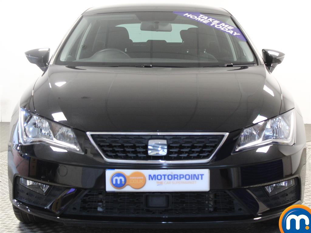 Seat Leon Se Dynamic Technology Manual Petrol Hatchback - Stock Number (1013696) - Front bumper