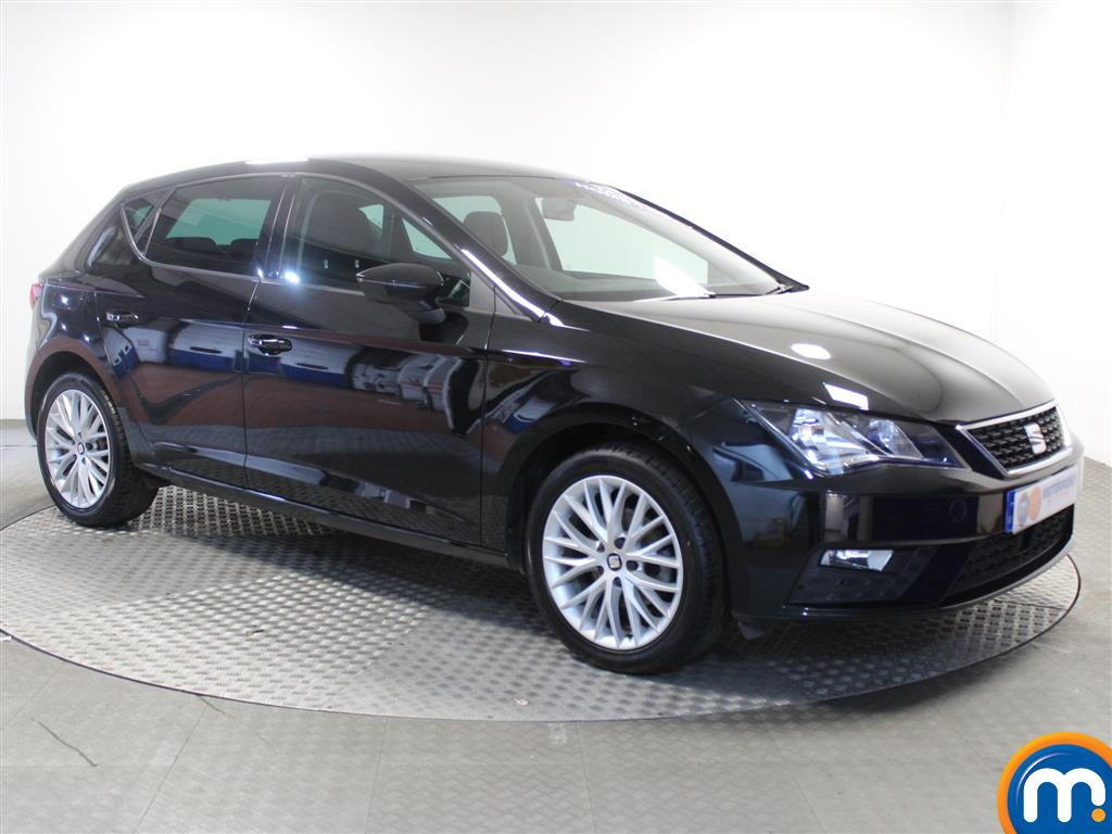 Seat Leon Se Dynamic Technology Manual Petrol Hatchback - Stock Number (1013696) - Drivers side front corner