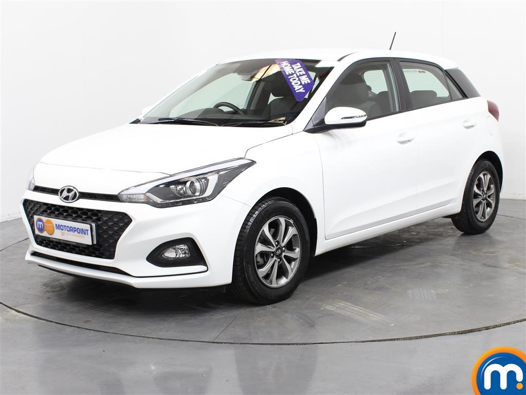 Hyundai I20 SE - Stock Number (1011692) - Passenger side front corner