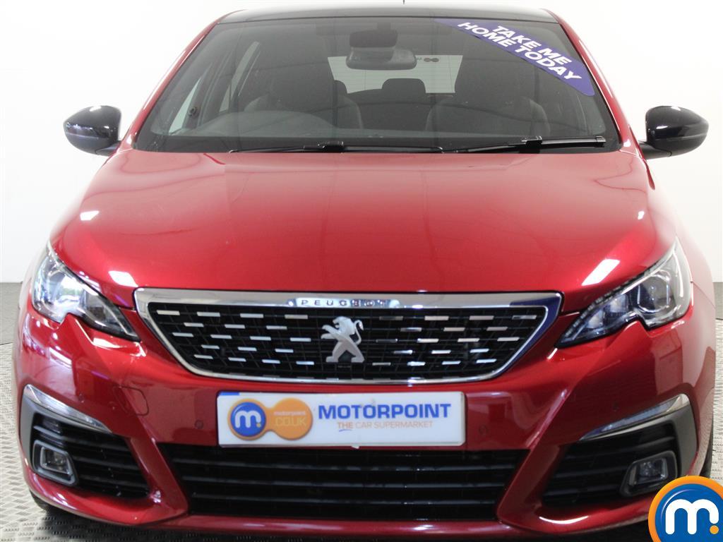 Peugeot 308 Gt Line Manual Petrol Hatchback - Stock Number (1015906) - Front bumper