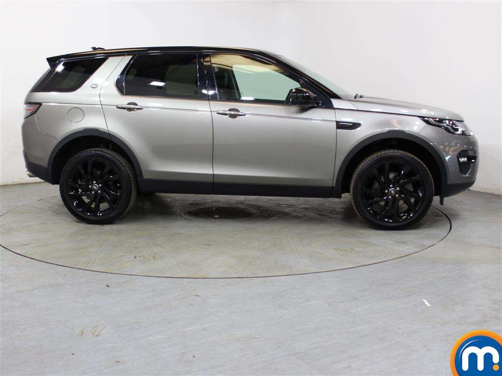 Land Rover Discovery Sport Hse Black Automatic Diesel 4X4 - Stock Number (1016336) - Drivers side