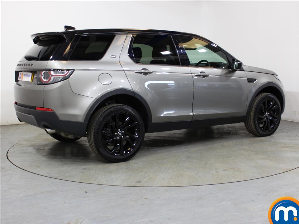 Land Rover Discovery Sport Hse Black Automatic Diesel 4X4 - Stock Number (1016336) - Drivers side rear corner