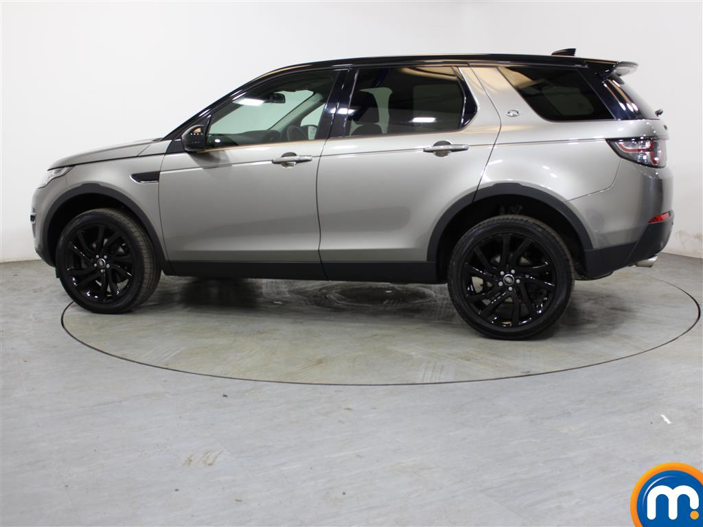 Land Rover Discovery Sport Hse Black Automatic Diesel 4X4 - Stock Number (1016336) - Passenger side