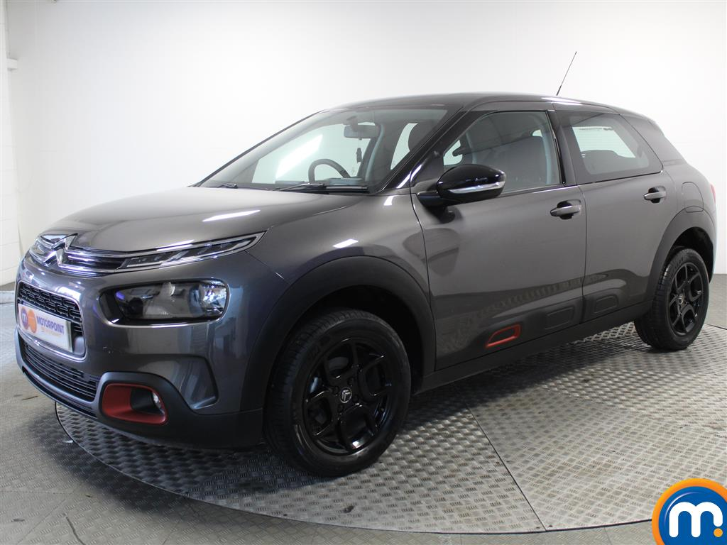 Citroen C4 Cactus Feel Edition - Stock Number (1006529) - Passenger side front corner