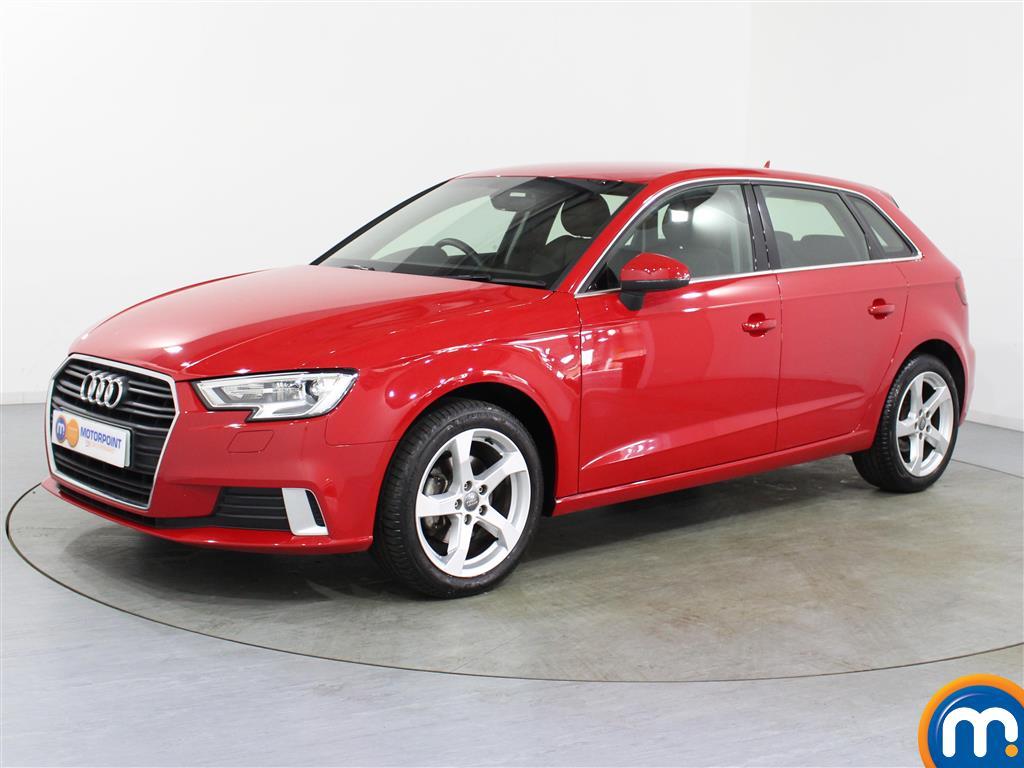 Audi A3 Sport - Stock Number (1013239) - Passenger side front corner
