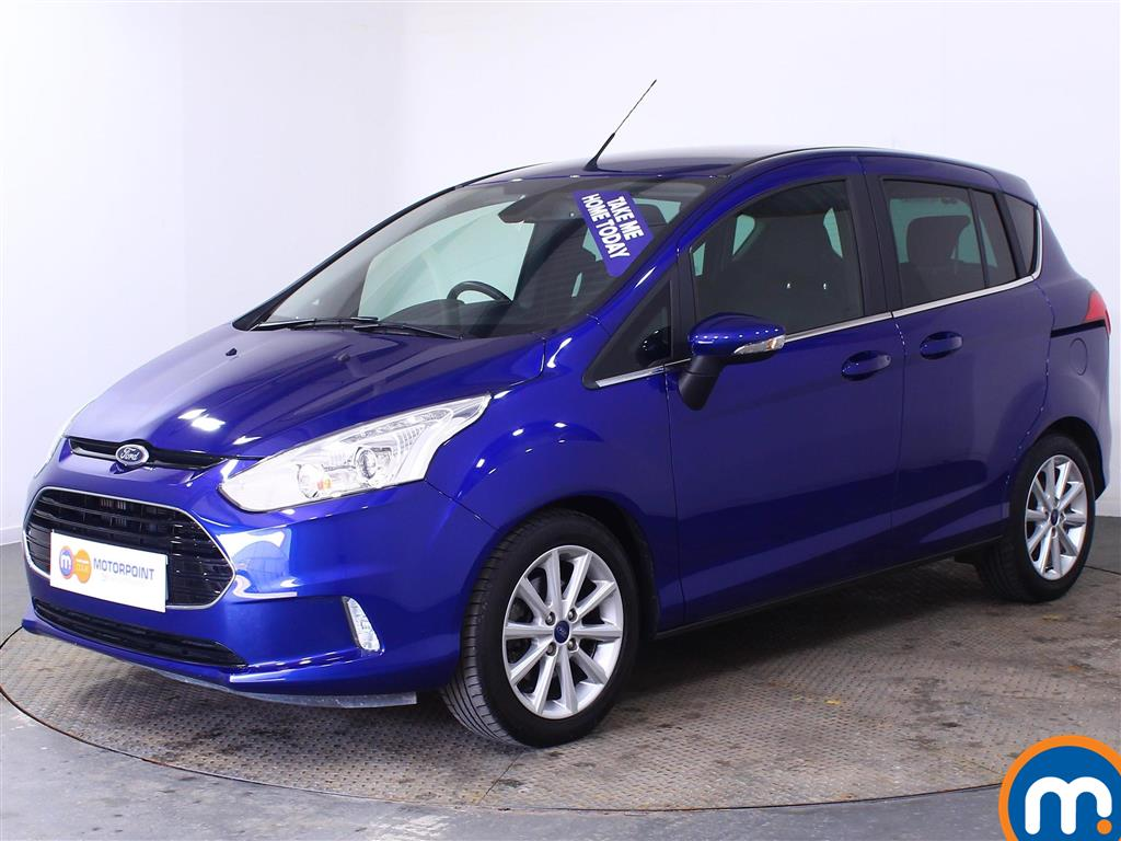 Ford B-Max Titanium - Stock Number (1019570) - Passenger side front corner