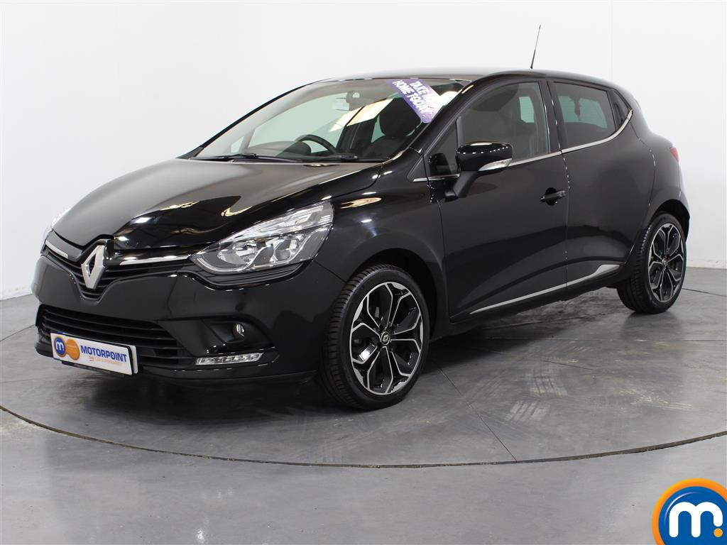 Renault Clio Iconic - Stock Number (1013632) - Passenger side front corner