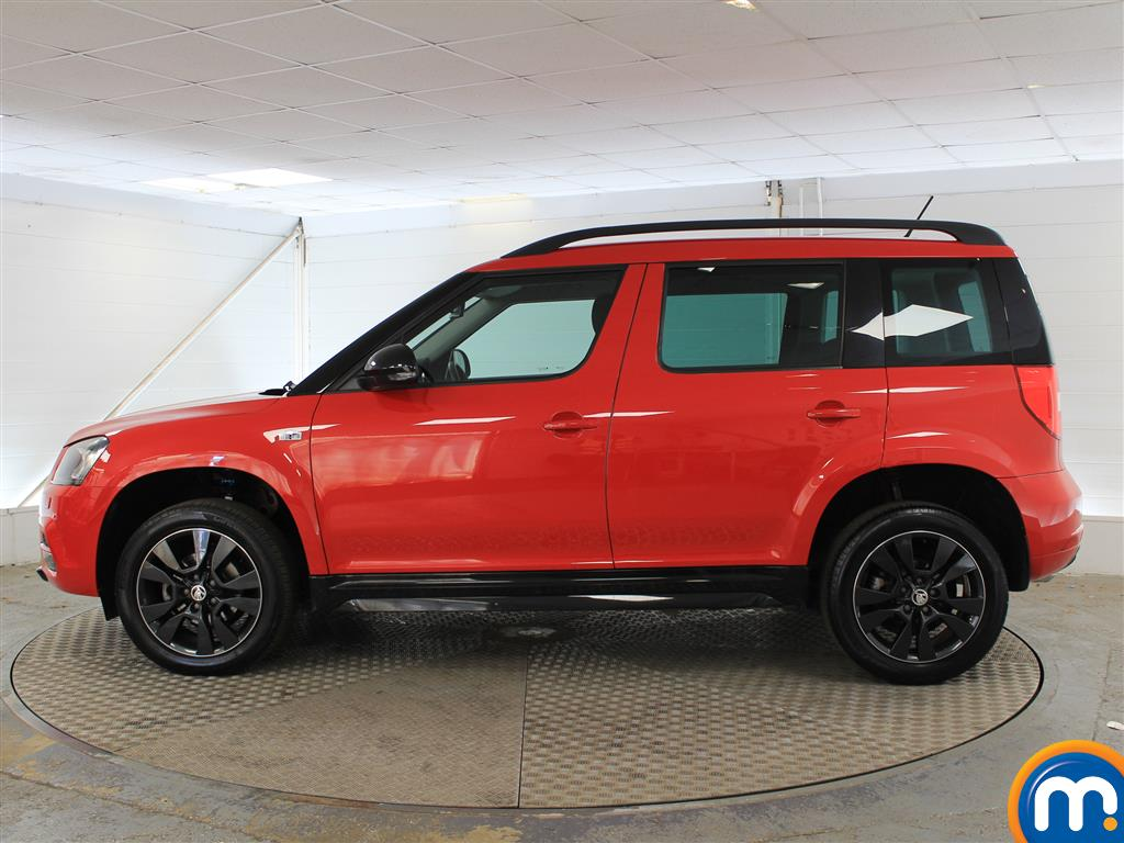 Skoda Yeti Monte Carlo Automatic Petrol Estate - Stock Number (1015267) - Passenger side