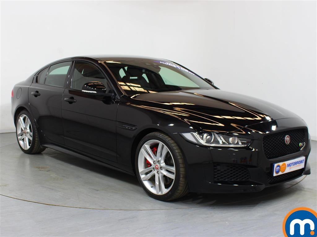 Jaguar XE S Automatic Petrol Saloon - Stock Number (990169) - Drivers side front corner