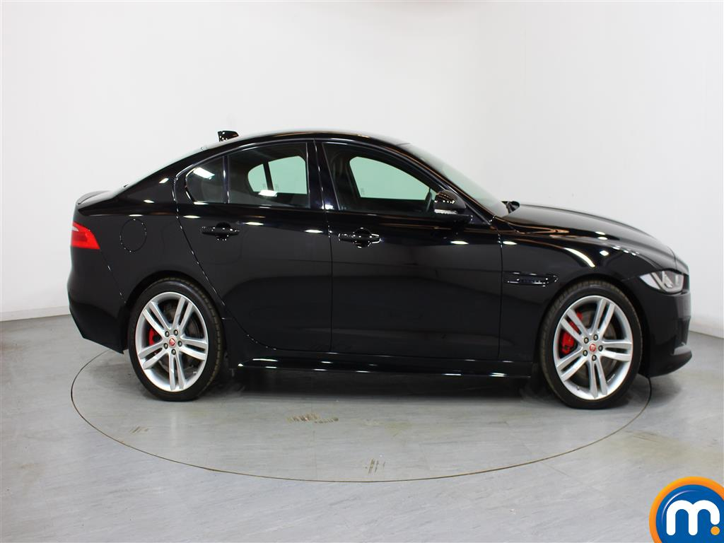 Jaguar XE S Automatic Petrol Saloon - Stock Number (990169) - Drivers side
