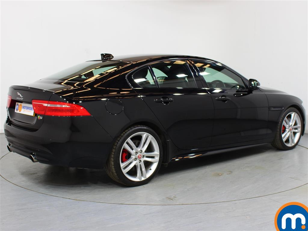 Jaguar XE S Automatic Petrol Saloon - Stock Number (990169) - Drivers side rear corner