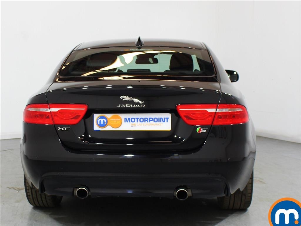 Jaguar XE S Automatic Petrol Saloon - Stock Number (990169) - Rear bumper