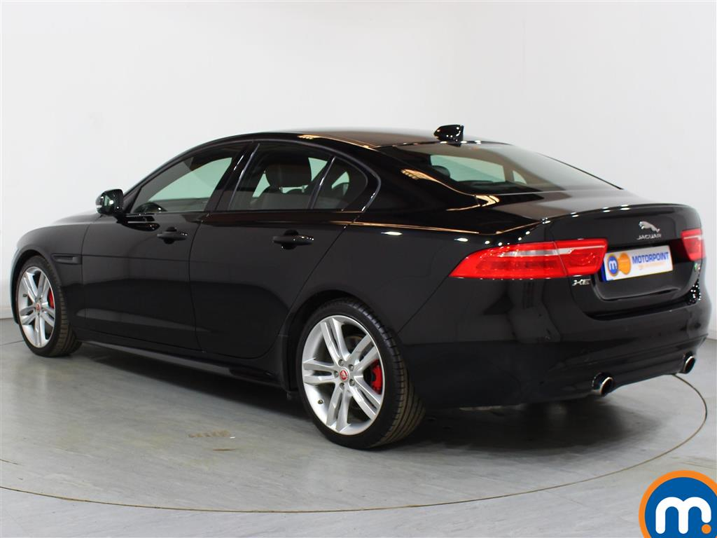 Jaguar XE S Automatic Petrol Saloon - Stock Number (990169) - Passenger side rear corner