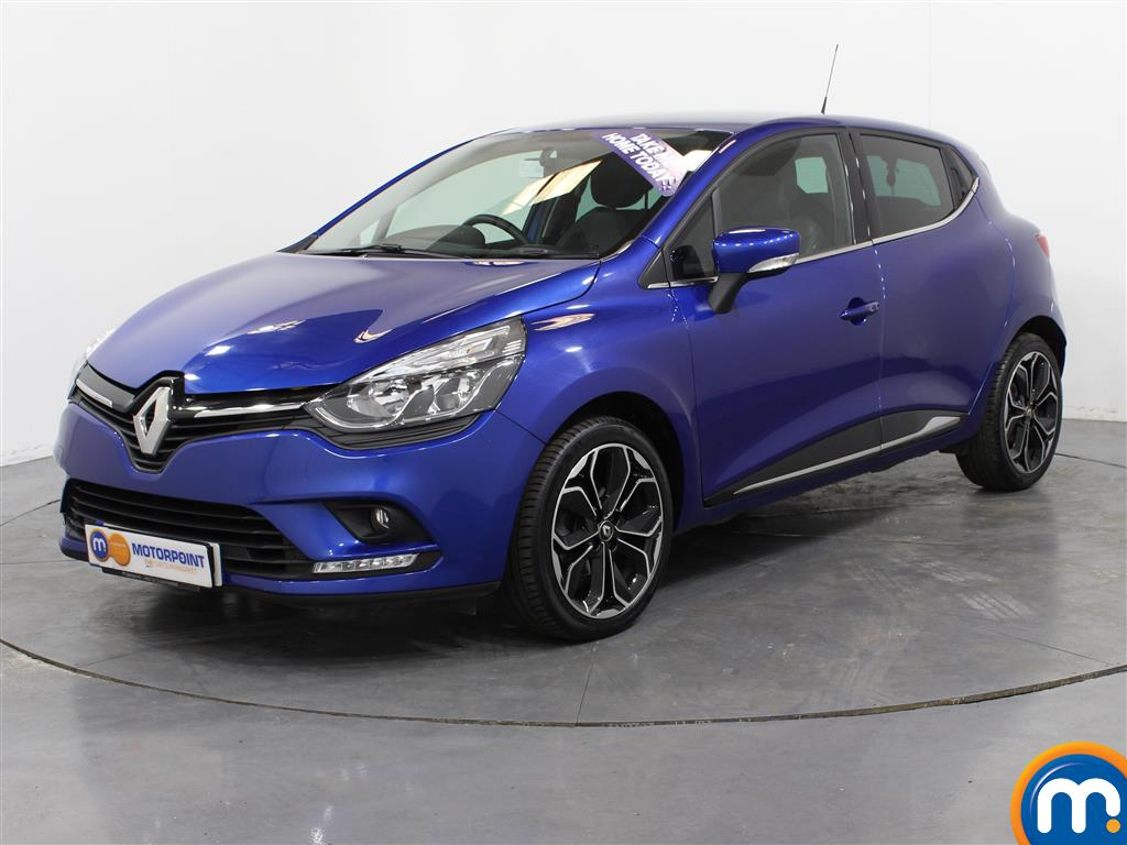 Renault Clio Iconic - Stock Number (1012168) - Passenger side front corner
