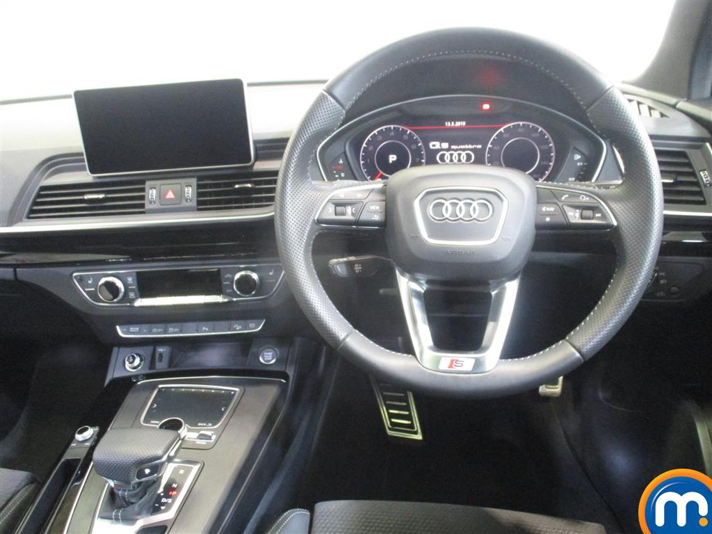 Audi Q5 S Line Automatic Petrol 4X4 - Stock Number (1015547) - 4th supplementary image