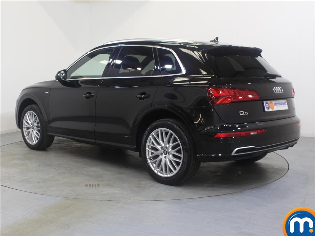 Audi Q5 S Line Automatic Petrol 4X4 - Stock Number (1015547) - Passenger side rear corner