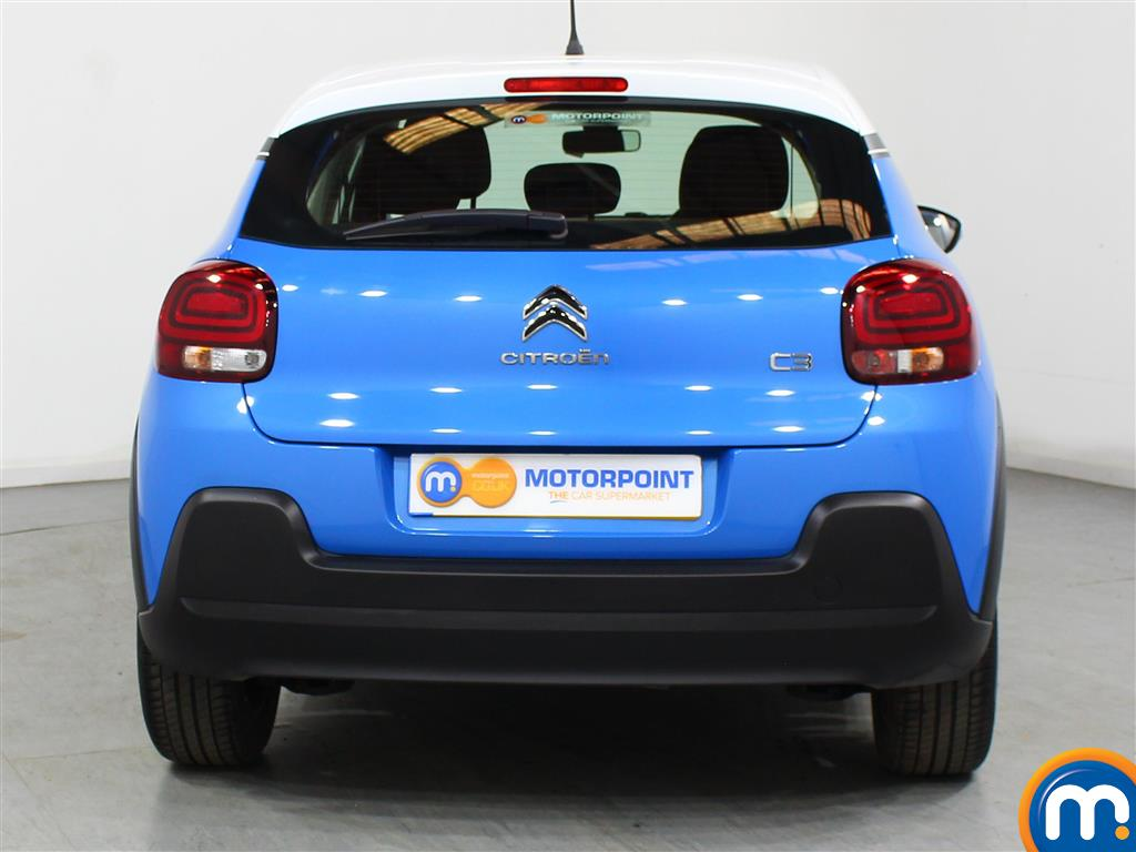 Citroen C3 Feel Manual Petrol Hatchback - Stock Number (996872) - Rear bumper