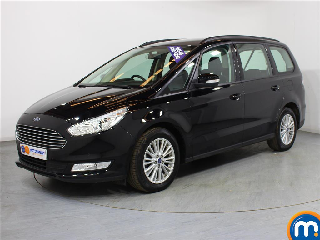 Ford Galaxy Zetec - Stock Number (1006281) - Passenger side front corner