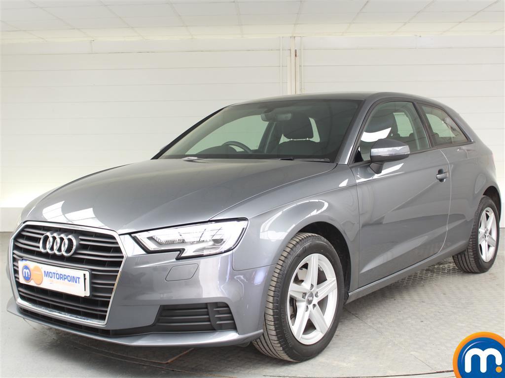 Audi A3 SE - Stock Number (1015523) - Passenger side front corner