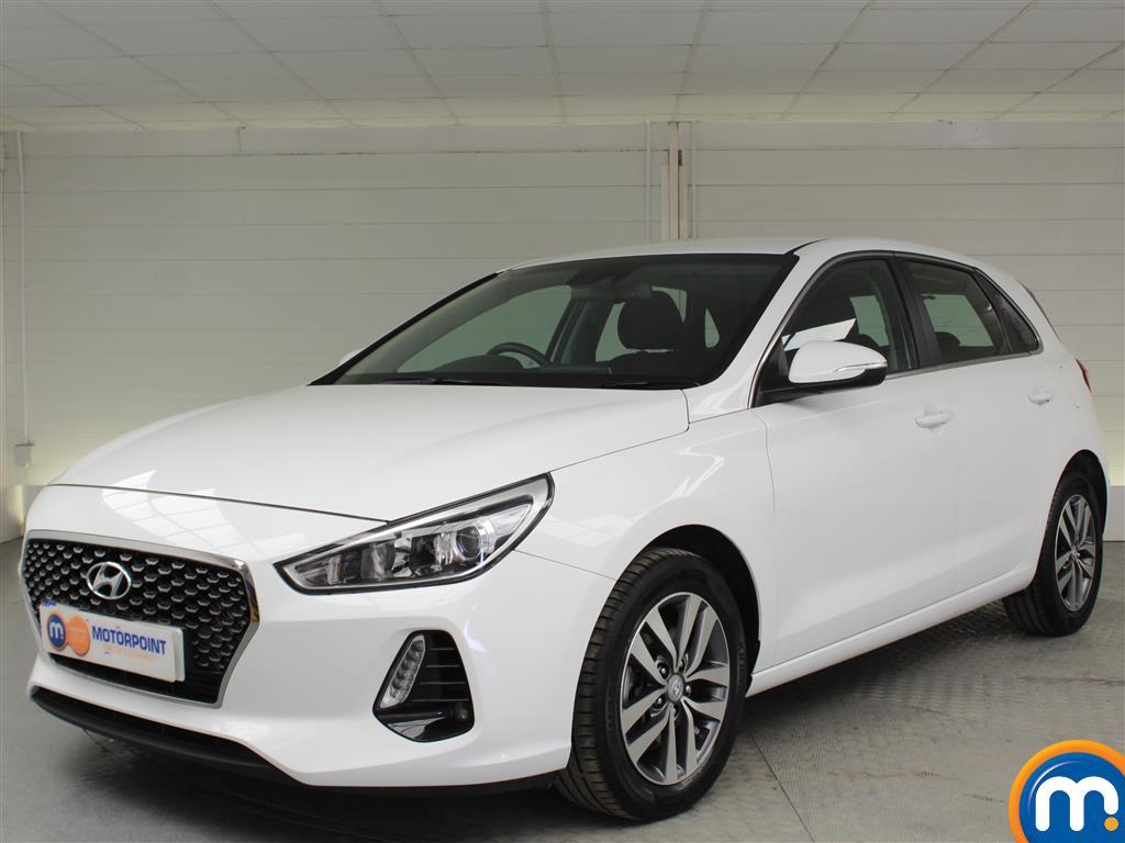 Hyundai I30 SE Nav - Stock Number (1004253) - Passenger side front corner