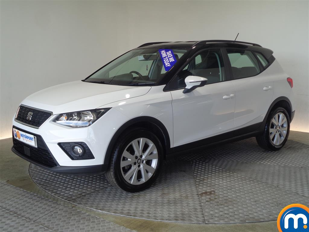 Seat Arona SE Technology - Stock Number (1018006) - Passenger side front corner