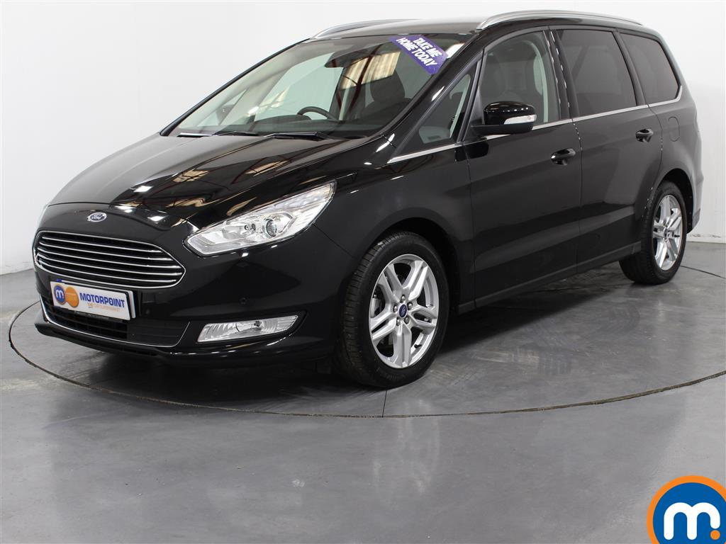 Ford Galaxy Titanium - Stock Number (1005342) - Passenger side front corner