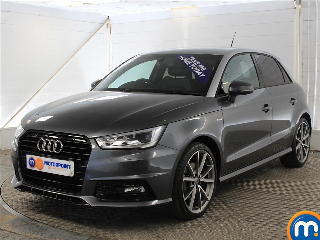Audi A1 Black Edition Nav - Stock Number (1012714) - Passenger side front corner