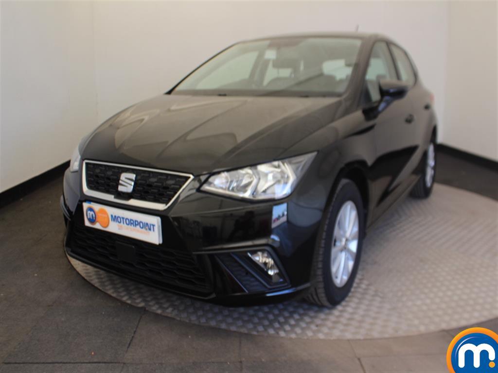 Seat Ibiza SE Technology - Stock Number (1020270) - Passenger side front corner