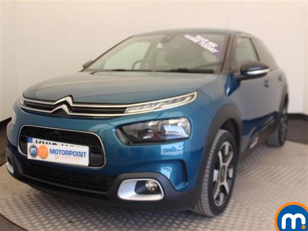 Citroen C4 Cactus Flair - Stock Number (1003137) - Passenger side front corner