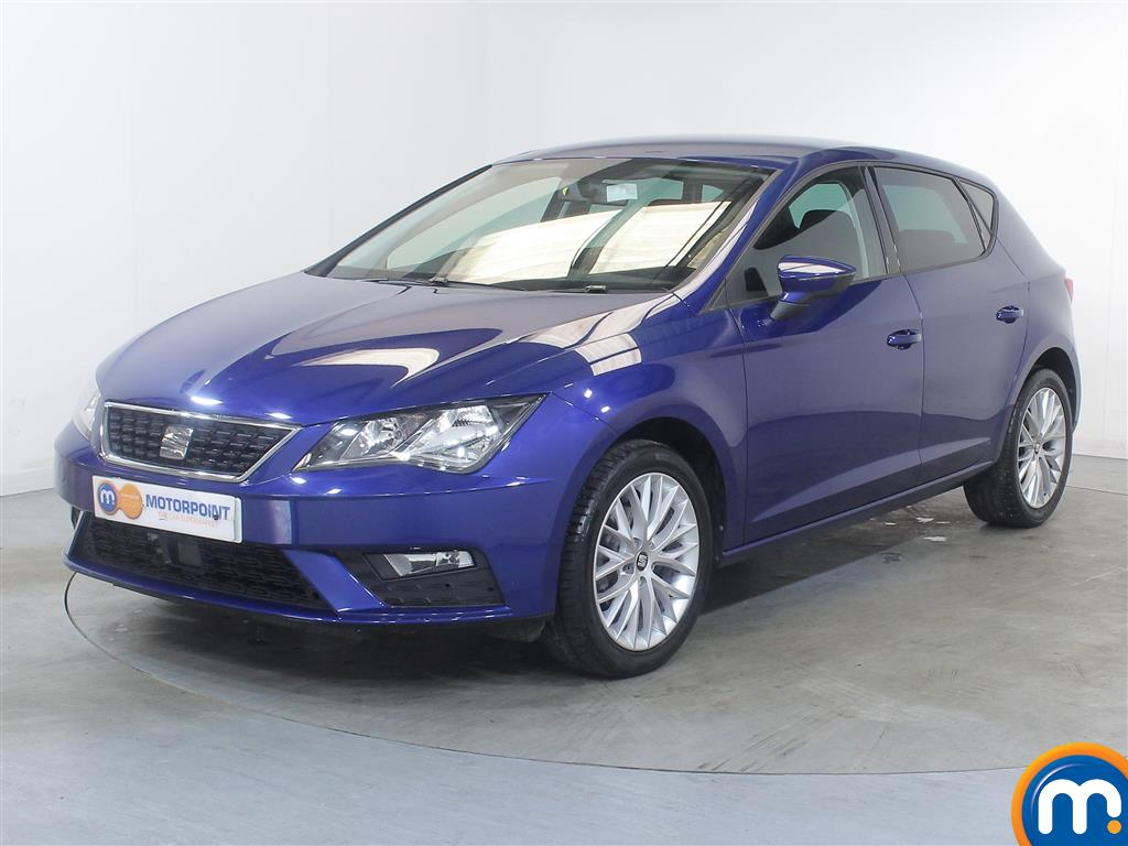 Seat Leon SE Dynamic Technology - Stock Number (1018977) - Passenger side front corner