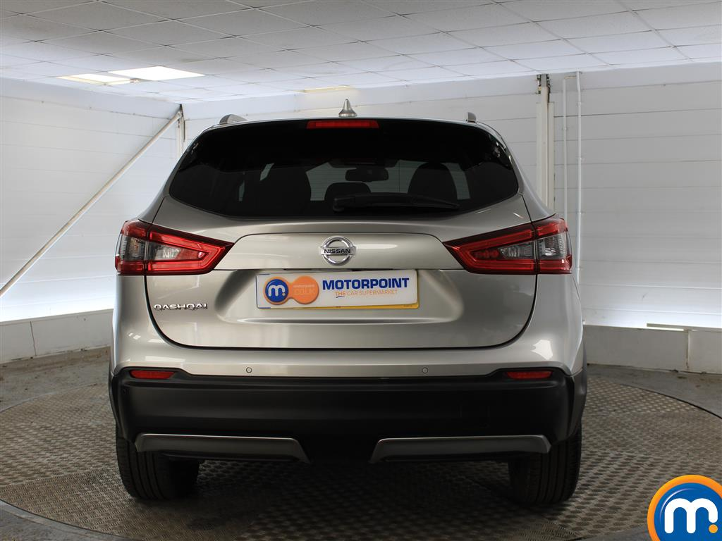 Nissan Qashqai N-Connecta Manual Diesel Hatchback - Stock Number (1015058) - Rear bumper