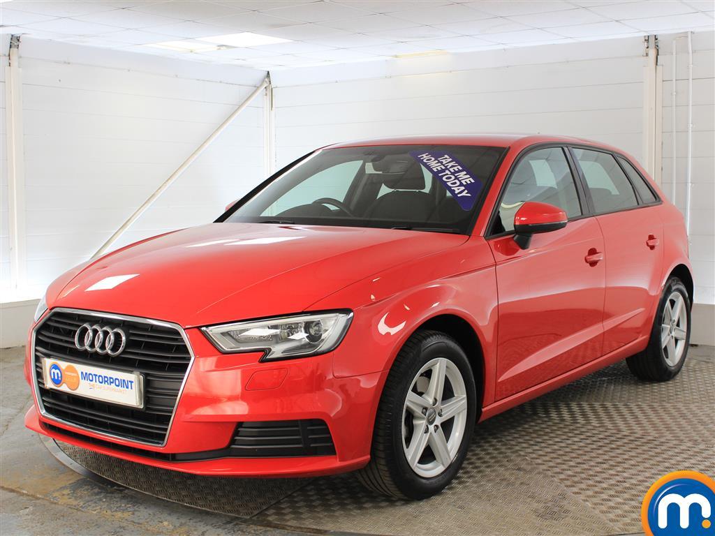 Audi A3 SE - Stock Number (1018827) - Passenger side front corner