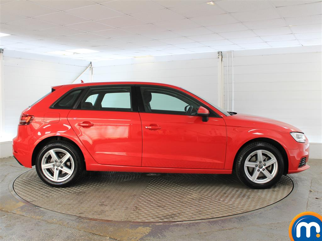 Audi A3 SE Automatic Petrol Hatchback - Stock Number (1018827) - Drivers side