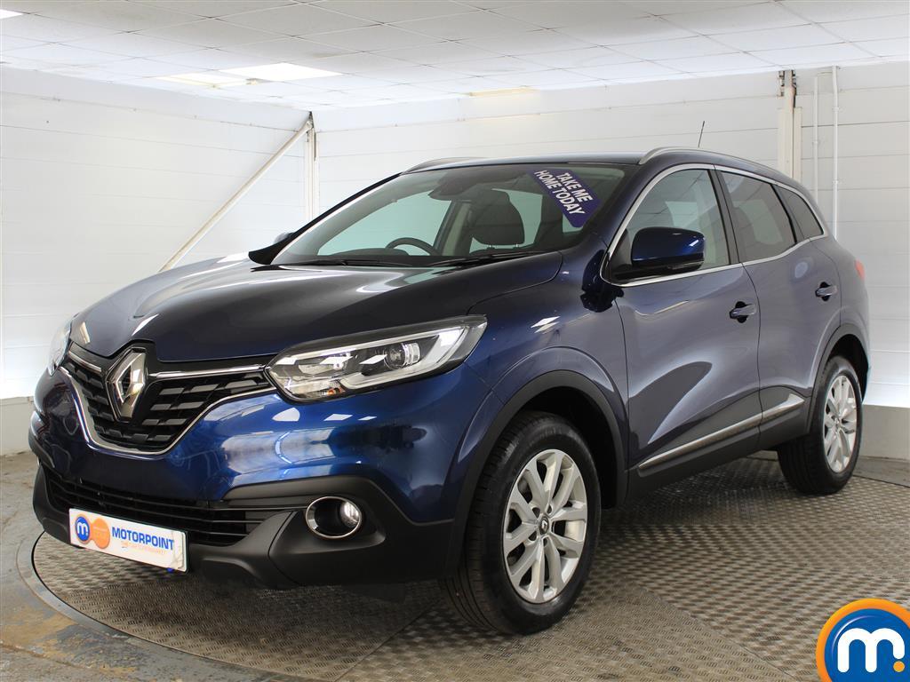 Renault Kadjar Dynamique Nav - Stock Number (1016592) - Passenger side front corner